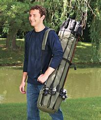 Fishing Rod Carrier & Storage Case