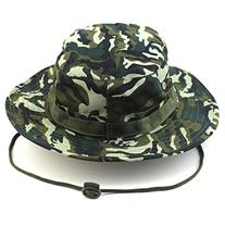 XIDAJE Fishing Snap Brim Military Bucket Sun Hat Cap