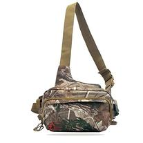 Damero Fishing Tackle Waist Bag Chest Pack/ Fanny Pack