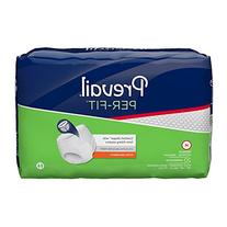 Prevail Per-Fit Extra Absorbency Underwear, Medium, 20-Count