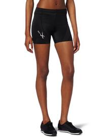CW-X Women's Pro Fit Shorts,Black,X-Small