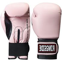 Ringside Youth Extreme Fitness Boxing Gloves, Pink
