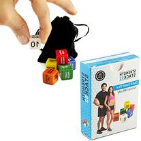 Fitness Dice by Strength Stack 52. Bodyweight Exercise