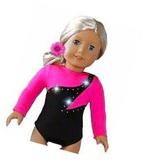 Doll Connections VALENTINES DAY Gymnastics Leotard Outfit