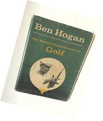 Ben Hogan's Five Lessons The Modern Fundamentals of Golf