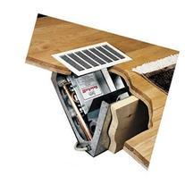 BEACON MORRIS FK42 Hydronic Heater In Floor Cabinet, Recess