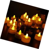 Flameless Candles, LED Tea Light Candles With Battery-