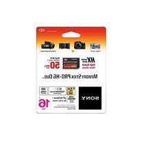 Sony 16 GB Flash Memory Card MSHX16B