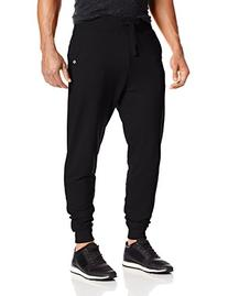 Akademiks Men's Flatland Lightweight Jogger Pant, Black, X-