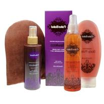 Fake Bake FLAWLESS TRI PACK - Passion Fruit Body Scrub 6 oz