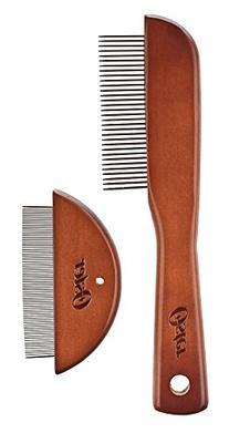 Oster 078279-007 Premium and Flea Comb Set for Pets