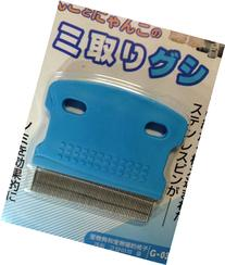 Mini Flea Comb for Removing Fleas, Eggs and Debris