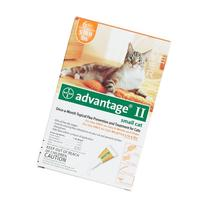 Flea Control For Cats 1-9 Lbs 6 Pack