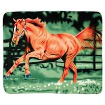 Fleece Blanket, Running Horse