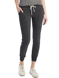 Alternative Women's Eco-Fleece Jogger Pant, Black, X-Large