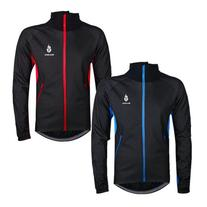 WOLFBIKE Fleece Thermal Coat Outdoor Sports Casual Jacket