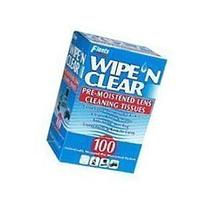 Flents Wipe N Clear 100 wipes