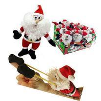 Flingshot Flying Santa's w/Sound