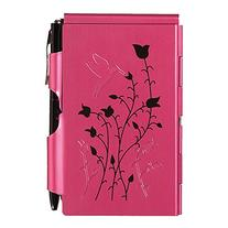 Wellspring Flip Note, Natural Elements Raspberry Hummingbird
