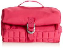 Lug - Flip-Top Toiletry Case in Rose Pink