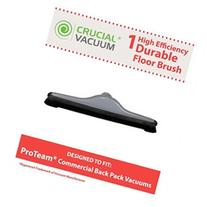 Crucial Vacuum 1 1/2 inch Floor Brush fits ProTeam Floor