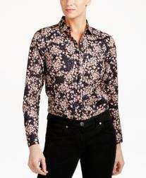 Calvin Klein Jeans Floral-Print Shirt