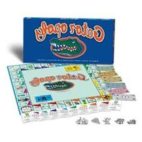 Florida Gators NCAA Gatoropoly Monopoly Game
