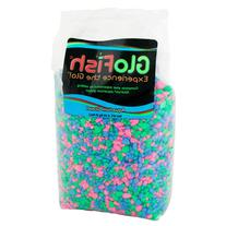 GloFish Multi-Color Fluorescent Aquarium Gravel