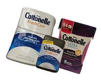 Cottonelle Fresh Care Flushable Cleansing Cloths Dispenser