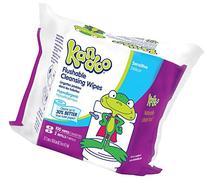 Kandoo Flushable Cleansing Wipes, Refill, Sensitive, 100
