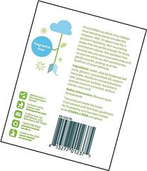 Babyganics Flushable Baby Wipes, Fragrance Free, 60 Count -