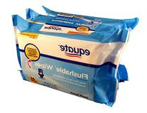 Equate Flushable Wipes 3-pack  Compare to Cottonelle Fresh