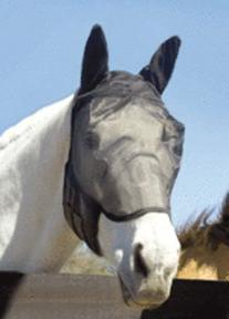 Ultrashield Fly Mask with Ears Horse