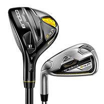 Cobra Men's Fly Z Black 7/1 Combo Iron Set , Graphite