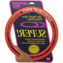 Aerobie Pro Flying Ring, Soft Rubber Edged, 13 Inch Diameter