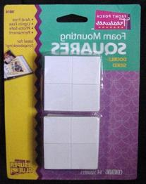 1 X Foam Mounting Squares Double Sided