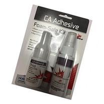 Dynamite Foam Safe CA 1 oz/Activator, 2 oz. Combo Pack