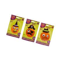 Foamies Foam Halloween Pumpkin Decoration Kits  - Decorates