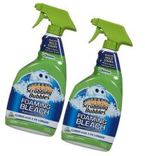 Scrubbing Bubbles Foaming Bathroom Cleaner with Bleach - 32