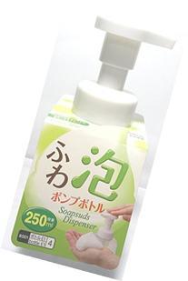 Foaming Soap Pump/Soap Dispenser Bottle 250ml