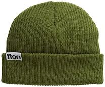 neff Men's Fold Beanie, Fatigue, One Size