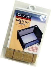 Century Fold 'N Go Playard Sheet Merlot Plaid