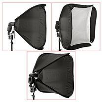 "Neewer 31x31""/80x80cm Foldable Off-Camera Flash, Portrait"