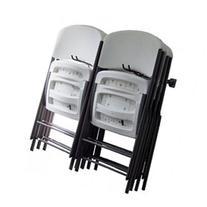 Monkey Bar Folding Chair Rack