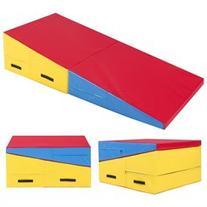 Best Choice Products 60 X 30 X 14 Folding Gymnastics Incline
