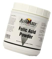 AniMed Folic Acid 10-Percent Powder for Horses, 2.5-Pound