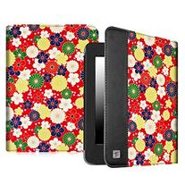 Fintie Folio Case for Kindle Paperwhite - The Book Style PU