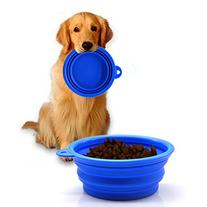 Freehawk Food Grade Portable Folding Silicone Pet Bowl