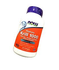 Now Foods Neptune Krill Oil 60 ct