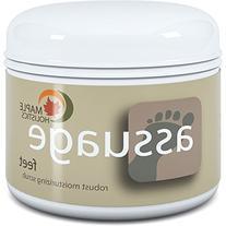 Foot Spa Cream For Dry Feet + Cracked Heels - Moisturizing